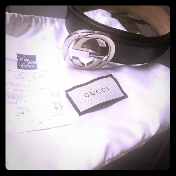 Gucci Accessories - Authentic Gucci Belt